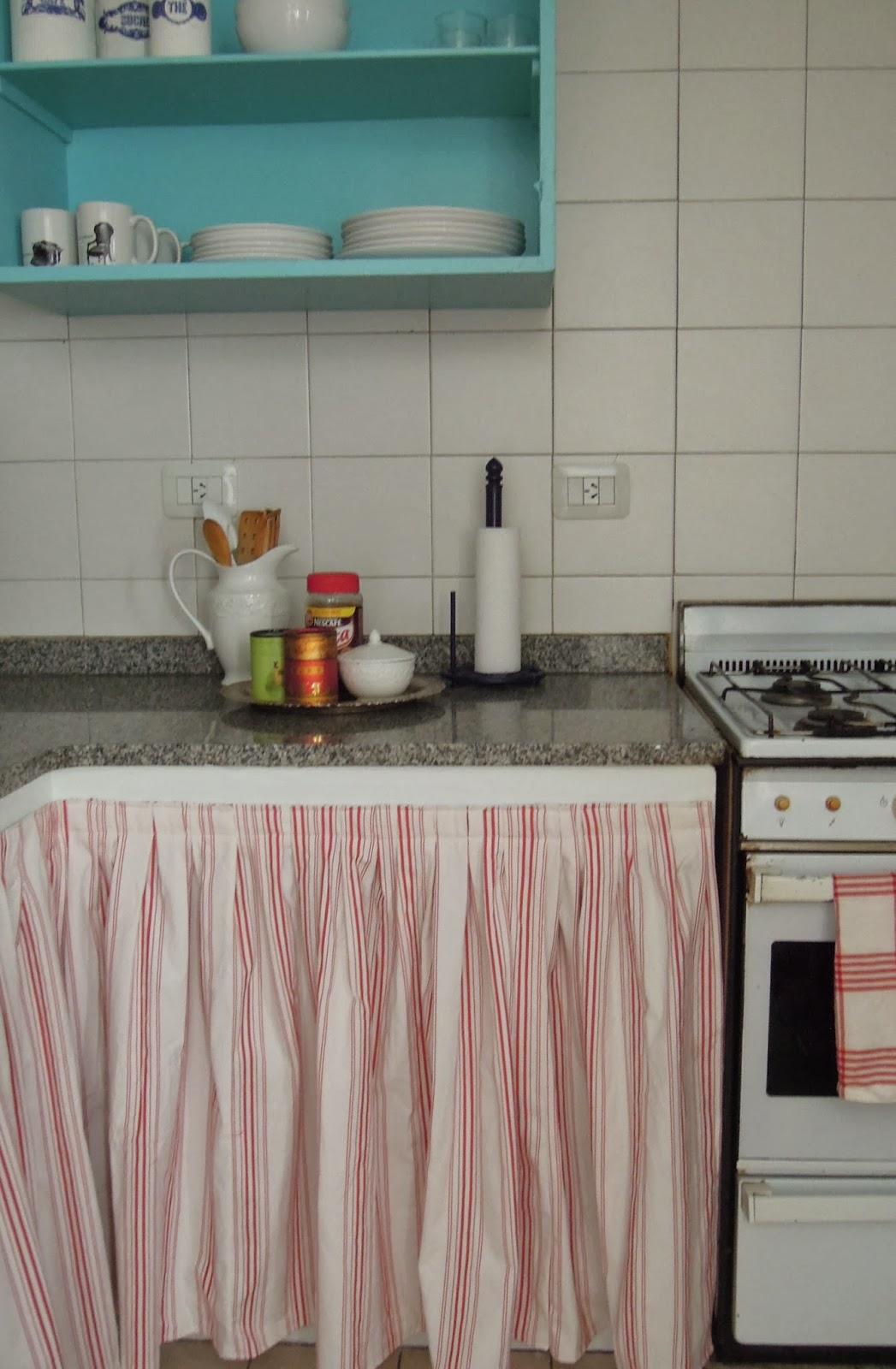 Problema 3 las alacenas de abajo for Muebles de cocina con cortinas