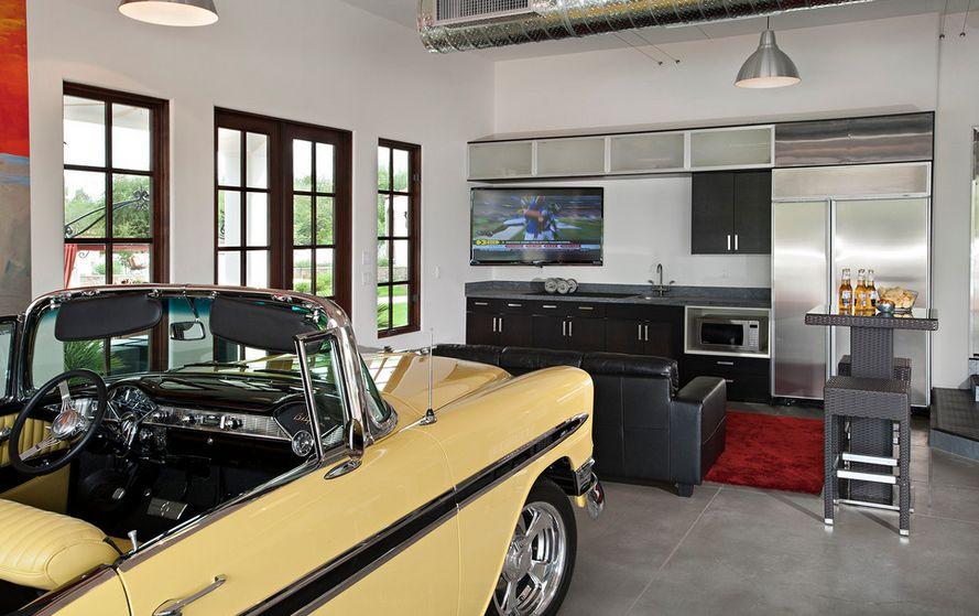 Pensando en el hombre de la casa for Garage ideal auto lanester