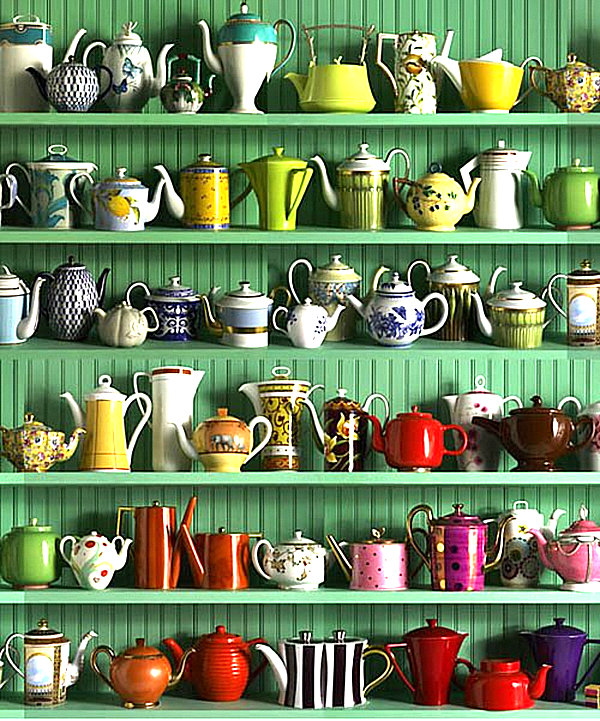 teapot-collection